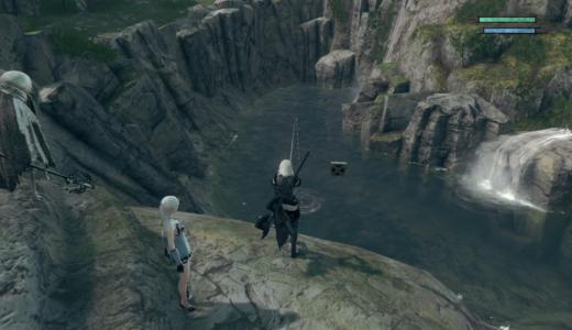【ニーアレプリカントver.1.22…】釣りについて